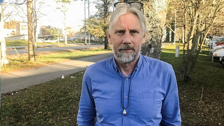 Michael Lindblad, ordförande Umeå sameförening
