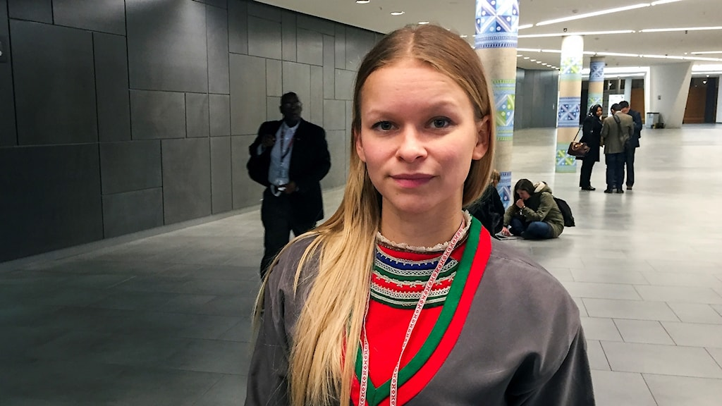 COP 23: Jannie Staffansson