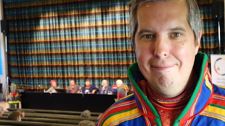 Simon Wetterlund, Samerna