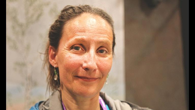Cecilia Persson. Foto: Anna-Maria Ahlén