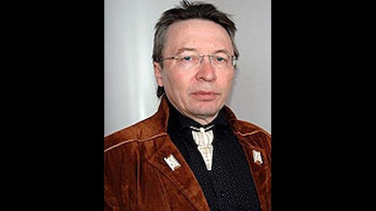 Sametingets styrelseordförande, Lars-Anders Baer