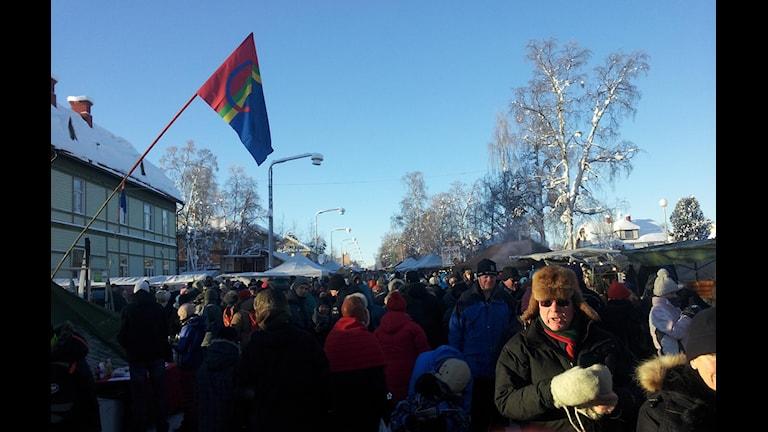 Jokkmokks marknad 2013
