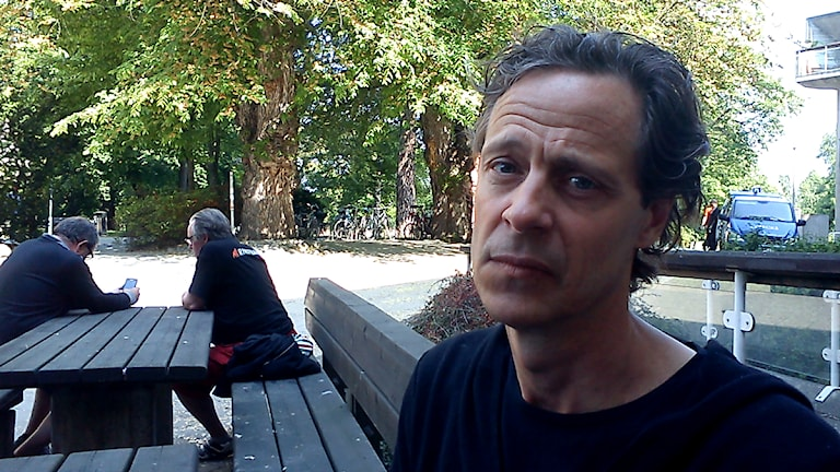 Ulf Mörkenstam: Foto: Jörgen Heikki/ Sveriges Radio Sameradion