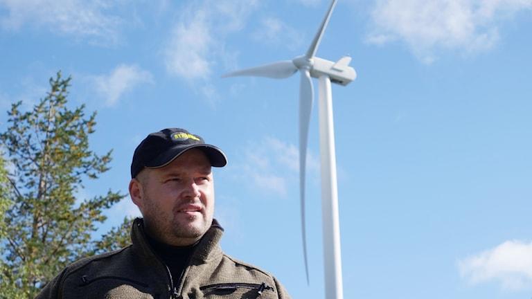 Jörgen Stenberg. Foto: Sameradion & SVT Sápmi