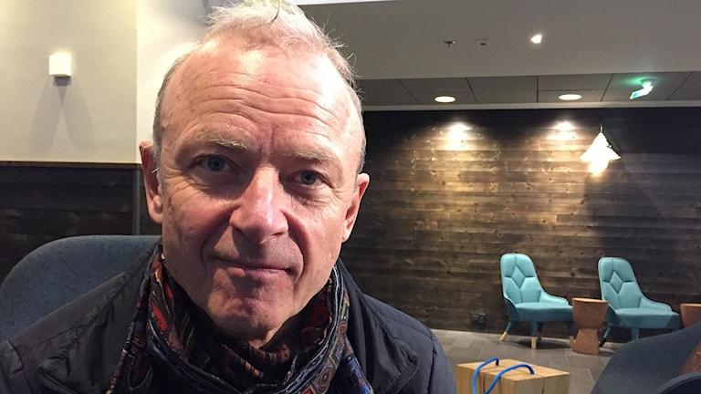 Lars Lindström, producent för Sameblod.