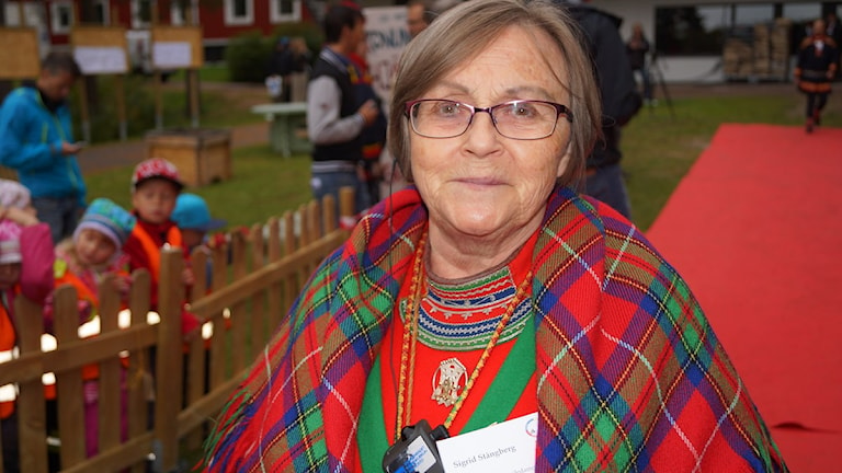 Sigrid Stångberg