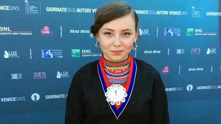 Lene Cecilia Sparrok. Foto: Sameradion & SVT Sápmi