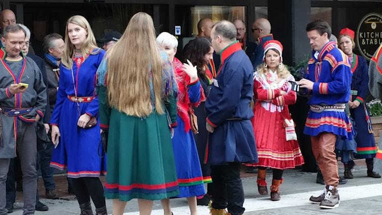 Sametingets plenum Östersund