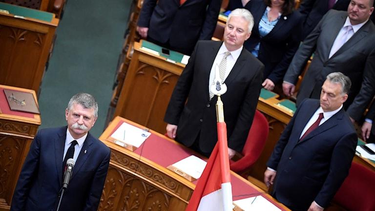 Ungerska Parlamentet bör be om ursäkt för uttalande om samer anser Lajos Horvath