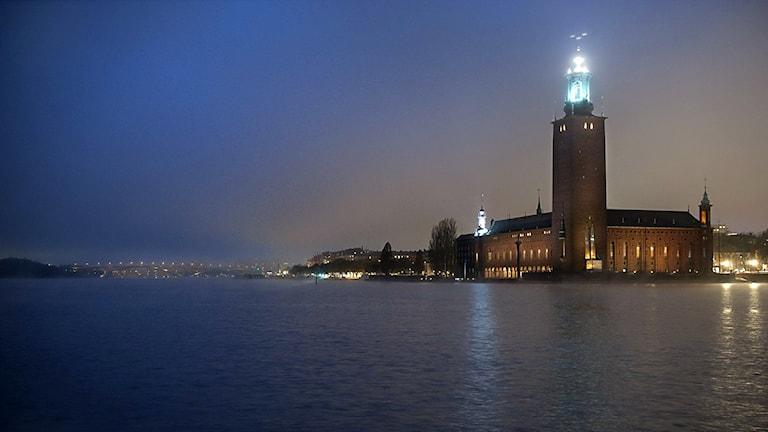 Stockholms stadshus. Foto: Leif R Jansson/ TT