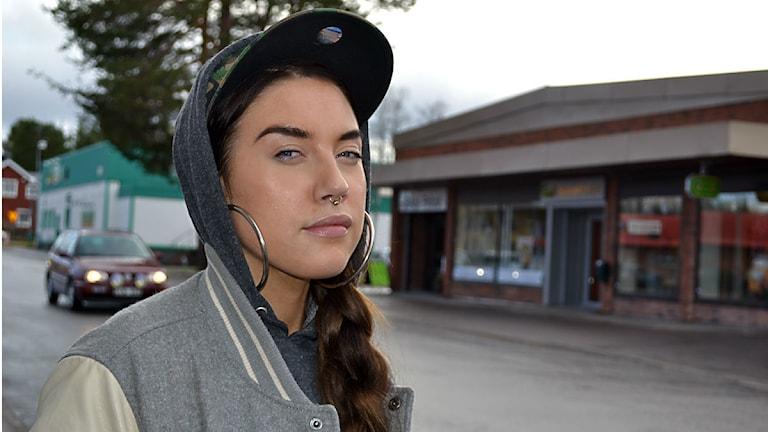 Maxida Märak. Foto: Marica Blind/Sameradion