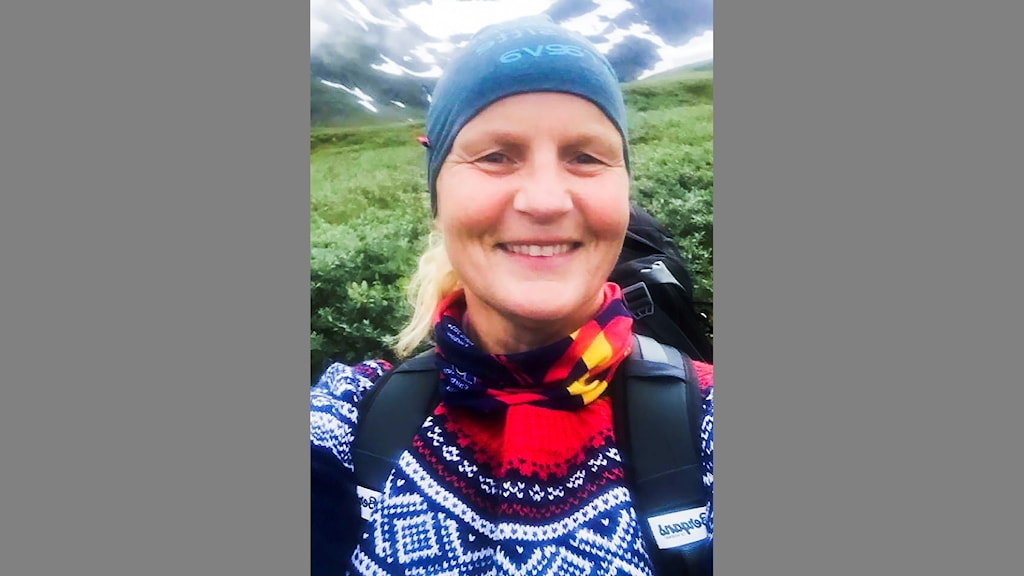 Elin Nicolaisen, tränare för FÁ Sápmis damlag