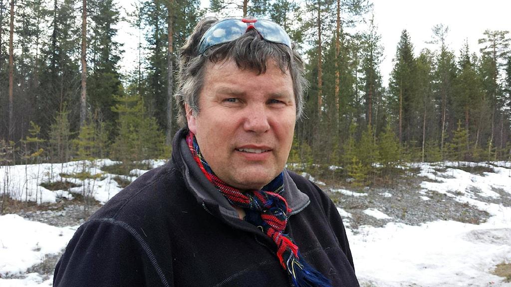 Lars-Ola Jannok. Foto: Anneli Kråik Jannok/ Privat