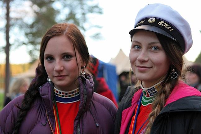 Två flugor på en smäll. Studenten och Sápmi Awards samma helg.