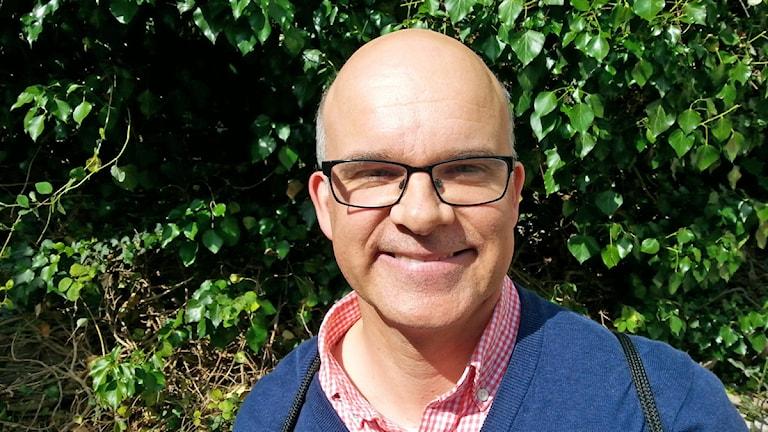 Aleksander Gabelic, svenska FN-Förbundets ordförande Foto: Thomas Sarri, Sveriges Radio Sameradion