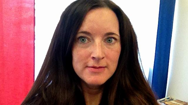 Katrina Hällgren. Foto: Privat