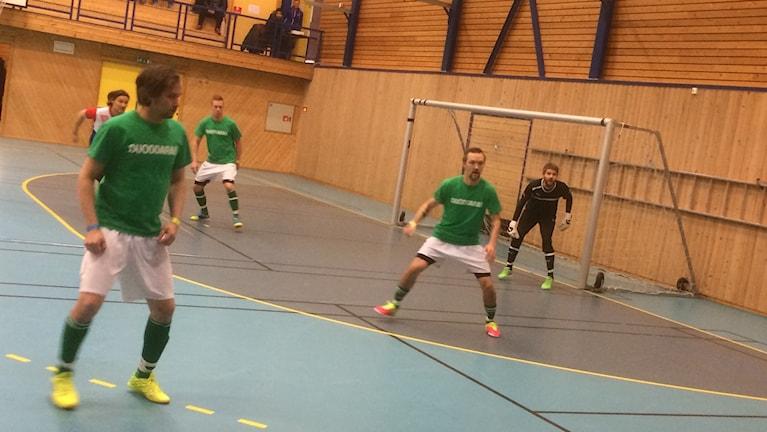 Nilut-Cup 2014, Duoddaras mot Nilut joavku
