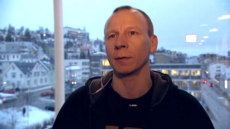 Niklas Labba. Foto: SVT