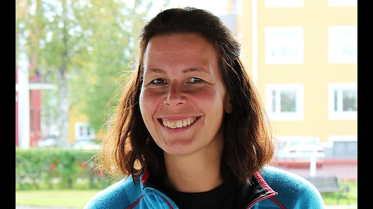 Mariann Lörstrand. Foto: Ida Mikko/ Sveriges Radio Sameradion