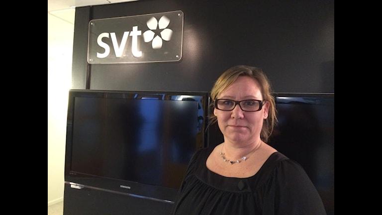 Carola Isaksson SVT
