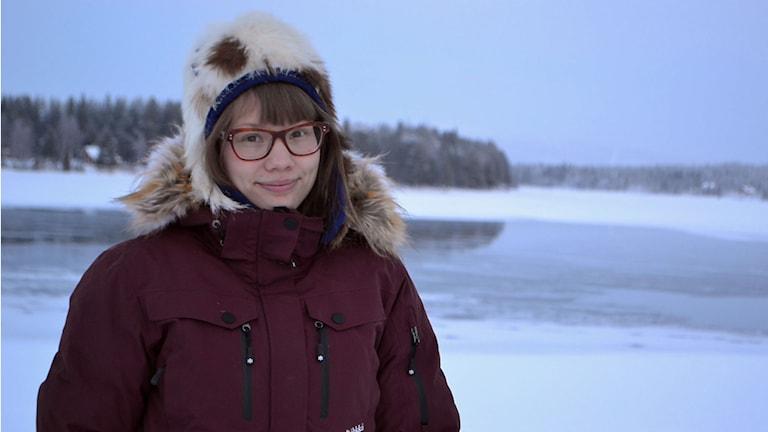Sara-Helén Persson. Foto: Marica Blind/Sameradion & SVT Sápmi