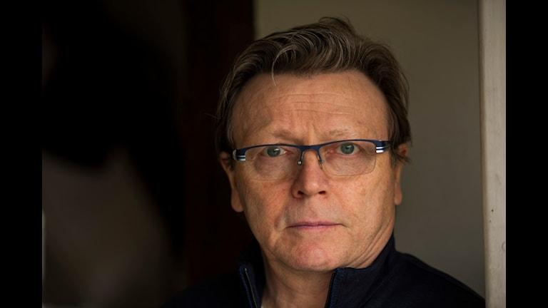 Nils-Henrik Sikku. Fotograf Katarina Pirak-Sikku (pressbild)