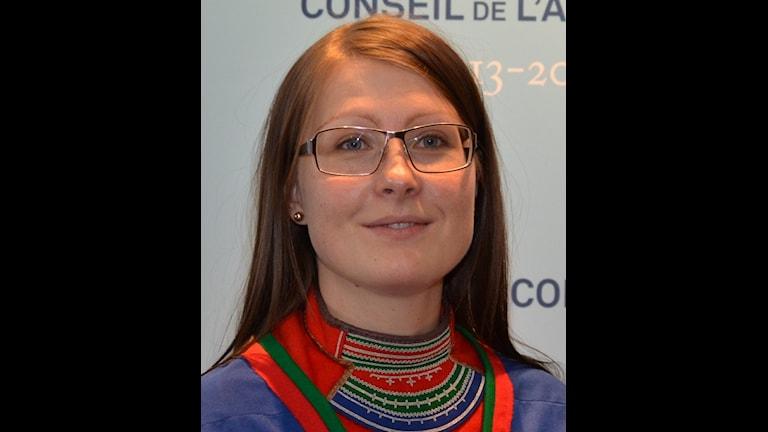 Åsa Larsson Blind, Samerådet. Foto:privat