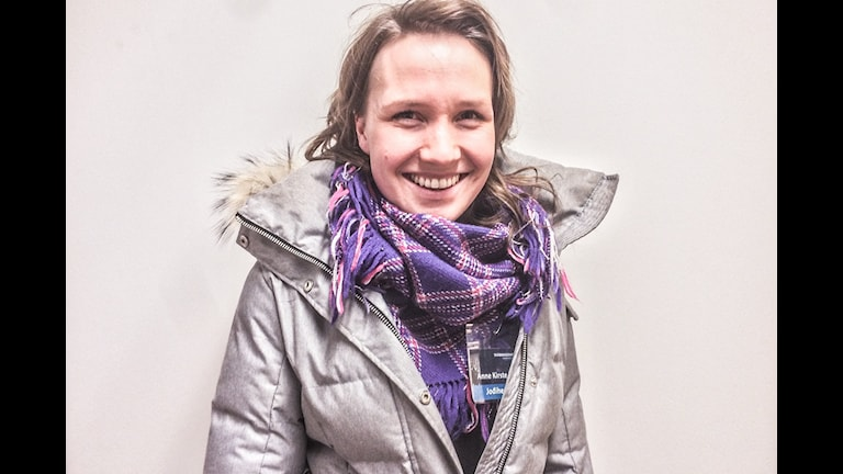 Anne-Kirste Aikio Govven: Per-Josef Idivuoma/Sveriges Radio Sameradion