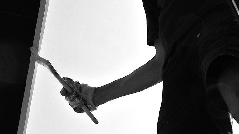 Medarbetare i fackhandeln anklagas för smygrasism. Dags att samer sätter ner foten, säger Anneli Kråik Jannok. Foto Hasse Holmberg / TT