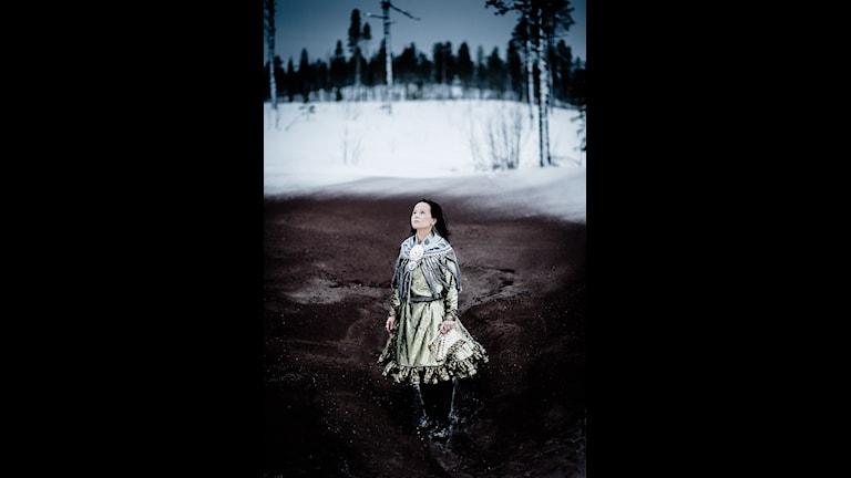 Jenni Laiti Foto: Carl Johan Utsi