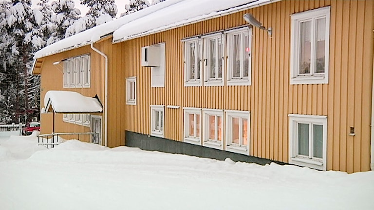 Sameskolan i Jokkmokk. Foto: Stefan Karlsson/ Sameradion & SVT Sápmi
