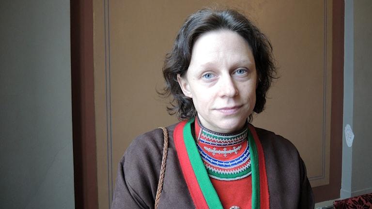 Sara Larsson, Min Geaidnu. Foto: SR Sameradion