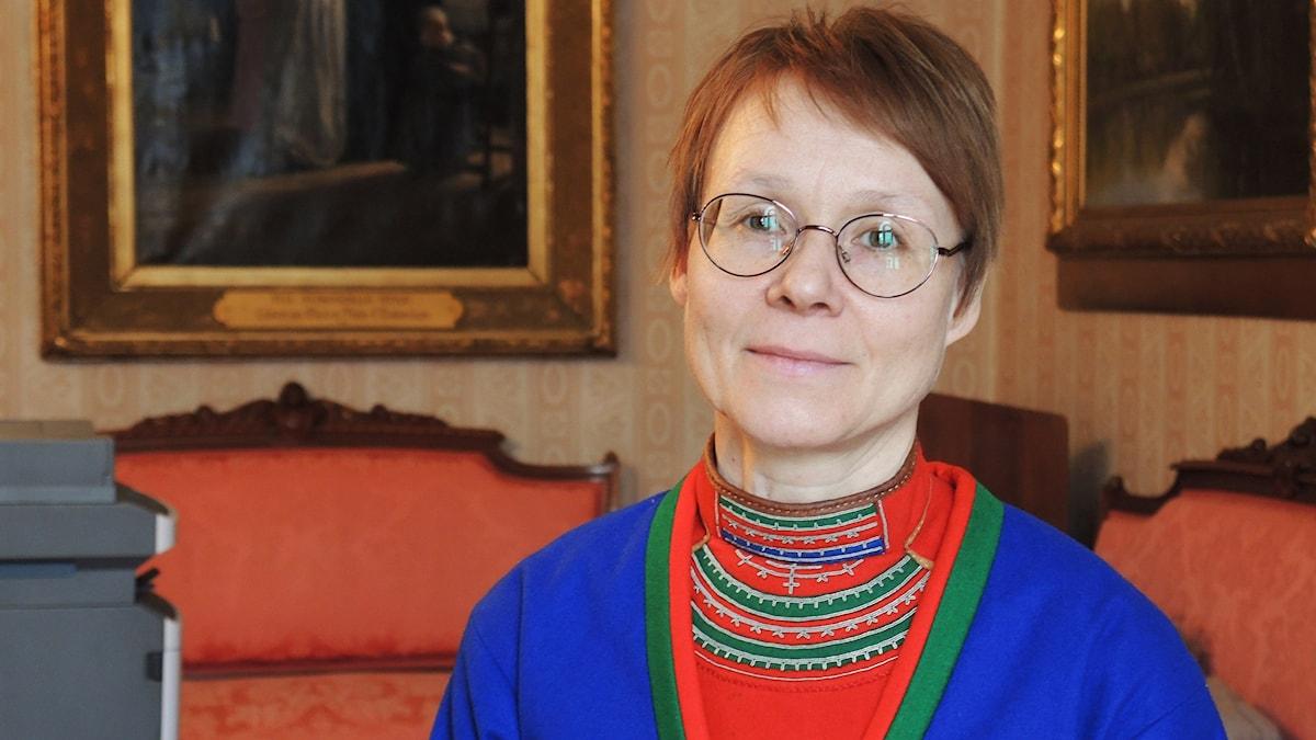 Marita Stinnerbom, Guovssonásti. Sameradion & SVT Sápmi