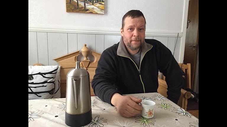 Dag Skum, Girjas sameby Foto: Hanna Nutti/ Sameradion & SVT Sápmi