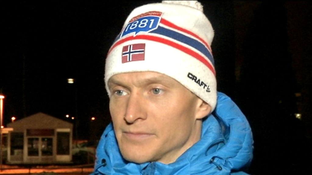 Håvard Klemetsen. Foto: Maret Steinfjell/SVT Sápmi