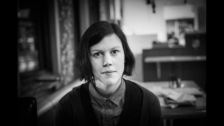Amanda Kernell. Foto: Petrus Sjövik