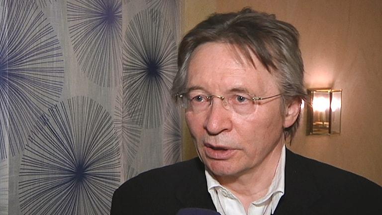 Lars Anders Baer. Foto: Stefan Karlsson/ Sameradion & SVT Sápmi