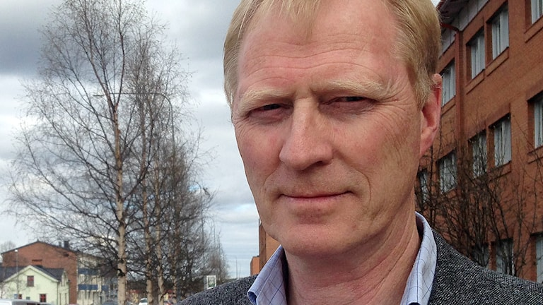 Eivind Torp, docent i juridik. Foto: Jörgen Heikki/ Sameradion & SVT Sápmi.