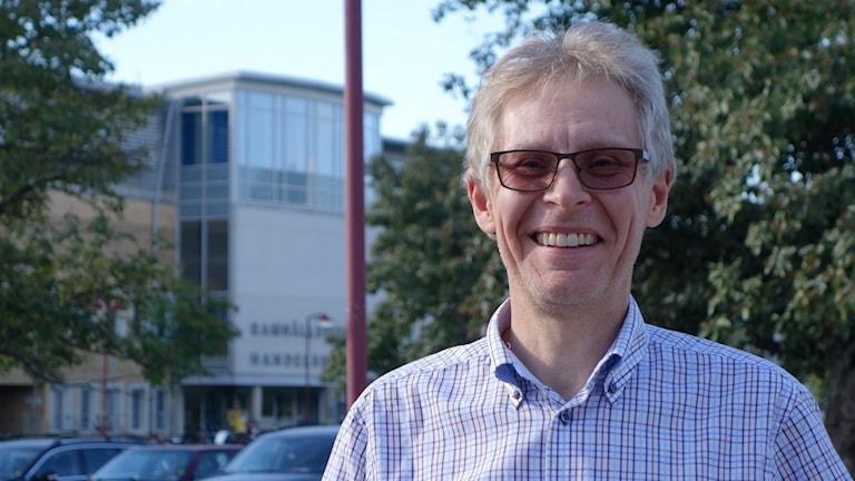 Mikael Vinka. Foto: David Rydenfalk/ Sameradion & SVT Sápmi
