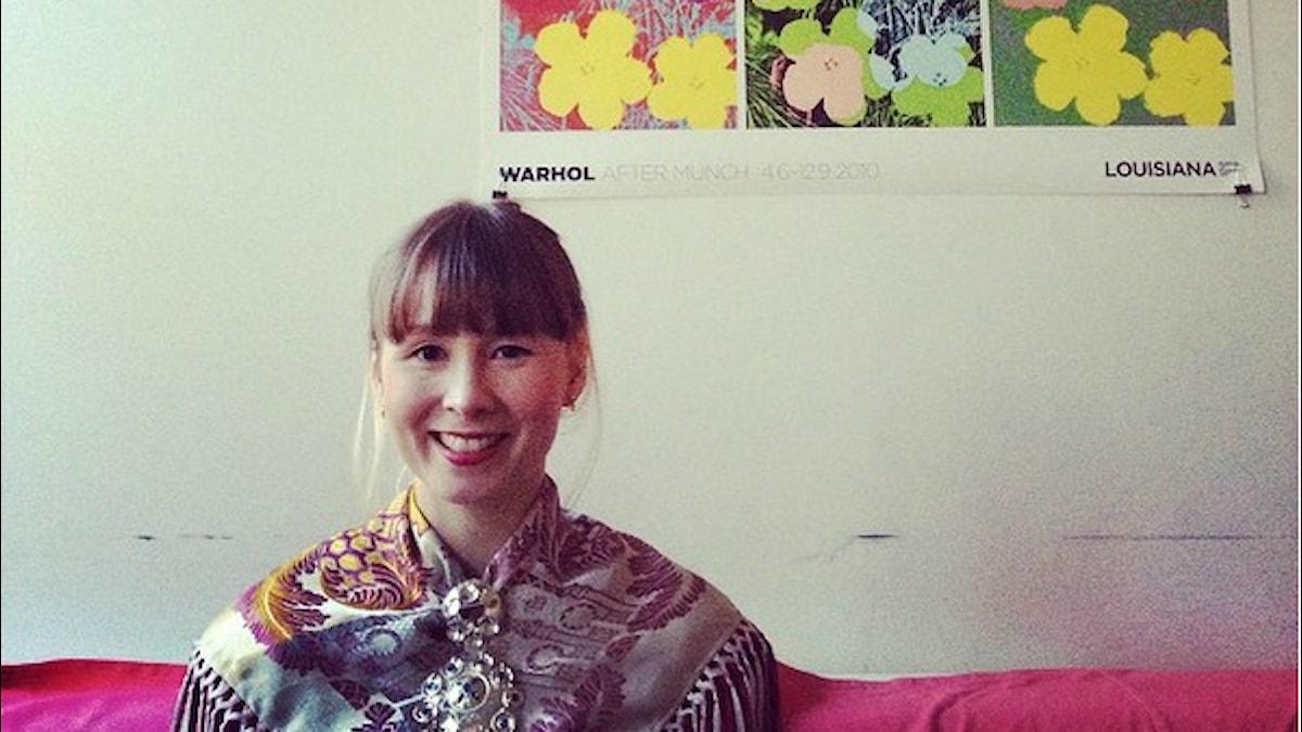 Marja Bål Nango. Foto: Privat