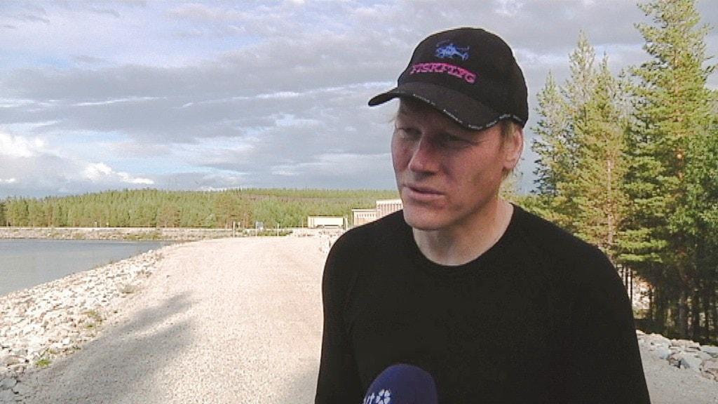 Jan Erik Länta, ordförande Jåhkågaska sameby. Arkivfoto: Sameradion & SVT Sápmi