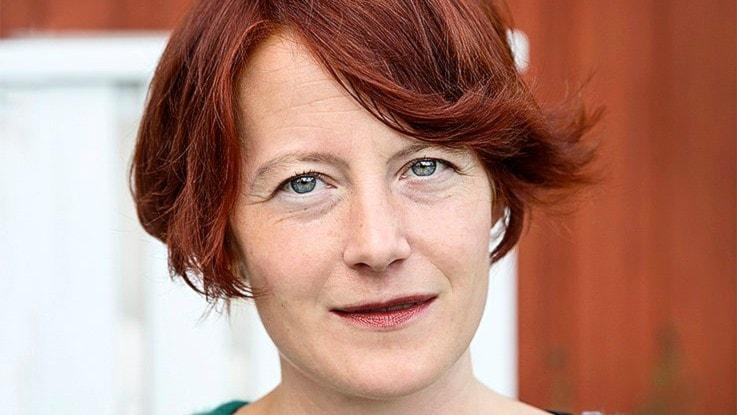 Maria Löfgren, rektor för lärarhögskolan vid Umeå Universitet. Foto Privat.