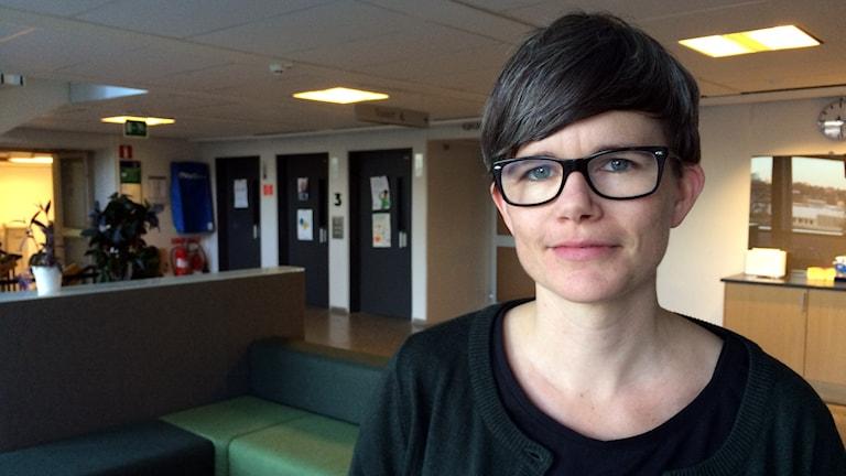 Annelie Andersson, Latinamerikagrupperna. Foto: Sameradion & SVT Sápmi
