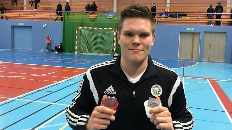 Marius Sandnes Team Skånland