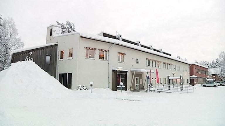 Sameskolstyrelsen: Foto: Stefan Karlsson/ Sameradion & SVT Sápmi