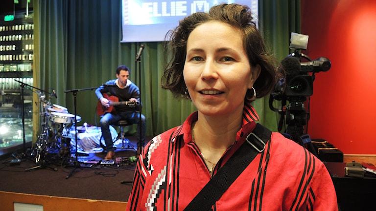 Sara Leoni. Foto: Sameradion & SVT Sápmi