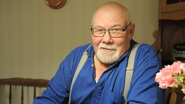 Nils-Henrik Bengtsson. Foto: Sameradion & SVT Sápmi