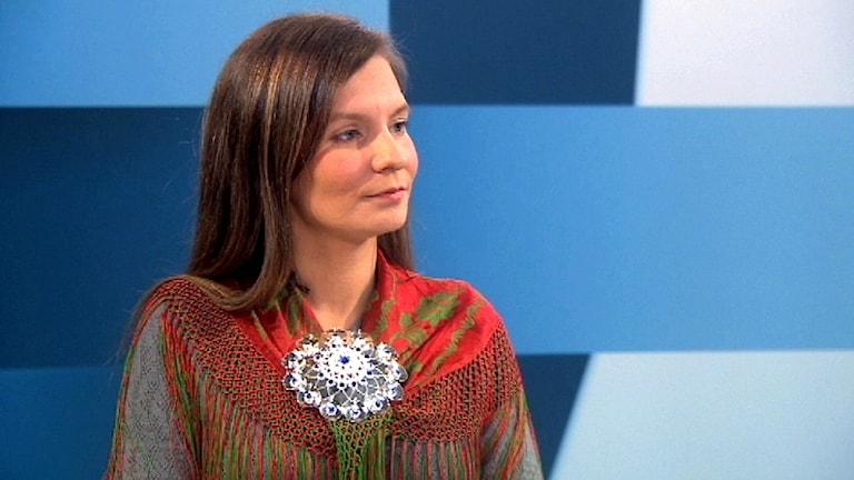 Aile Javo. Foto: NRK Sápmi