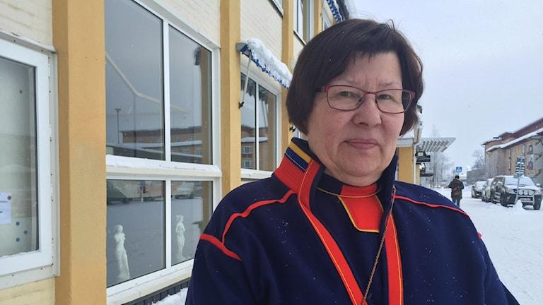 Ingrid Inga, Samelandspartiet.