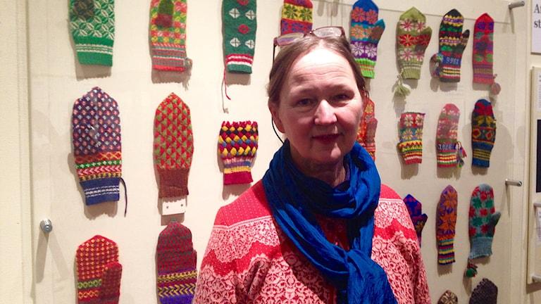 Erika Nordvall Falck ställer ut på Ájtte fjäll- och samemuseum.